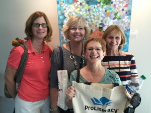 CLC Staffers learn at conference
